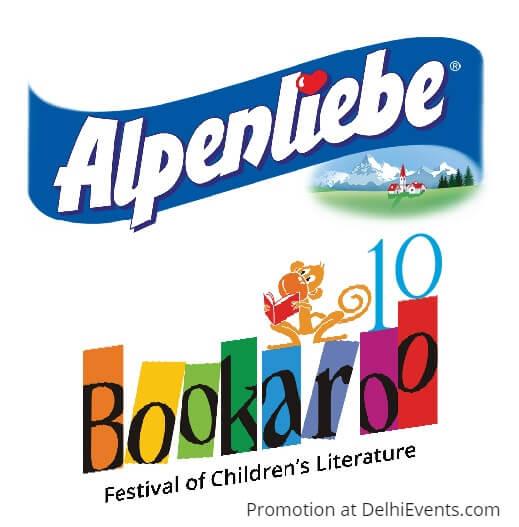 Alpenliebe Bookaroo Delhi 2018 Children Literature Festival Creative