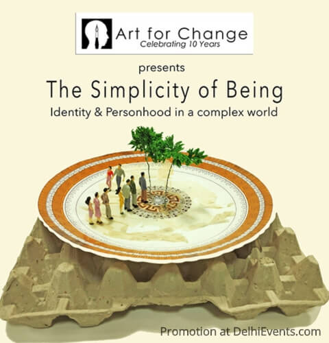 Art Change Simplicity Being Identity Personhood complex world AIFACS Creative
