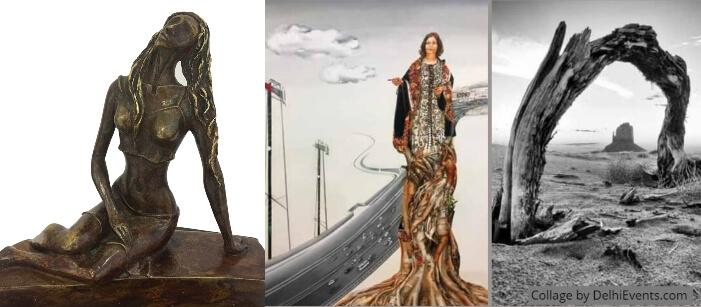 Artworks Renuka Sondhi Gulati Kaushik Amruthur