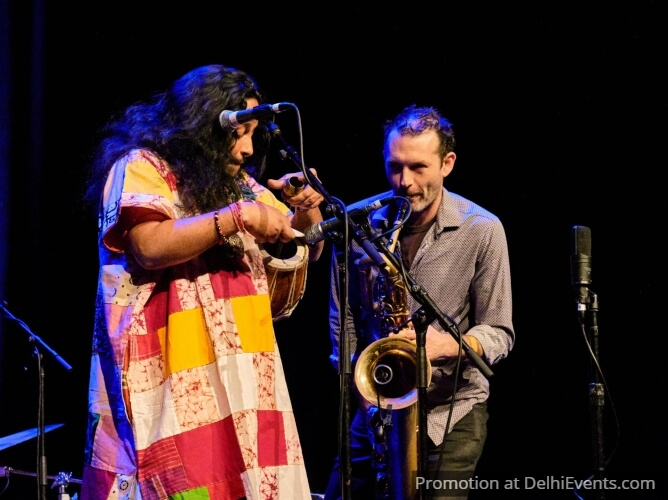 Australian Indian music ensemble Three Seas Still