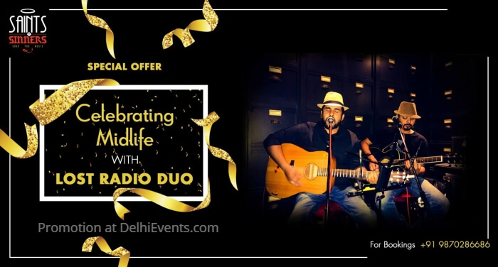 Celebrating Midlife Lost Radio Duo Saints Sinners Creative