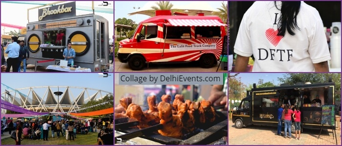 Delhi Food Truck Festival DFTF Season 3 Jawaharlal Nehru Stadium Photoshoot