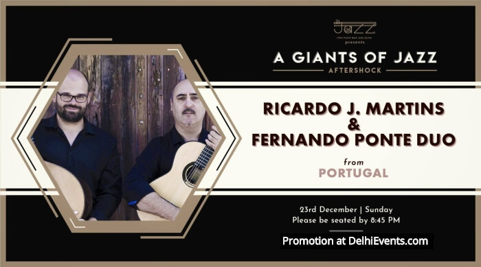 GoJ Aftershocks Ricardo Martins Fernando Ponte Piano Man Jazz Club Creative