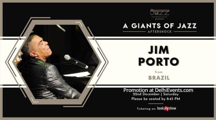 Giants Jazz Aftershock Jim Porto Piano Man Jazz Club Creative