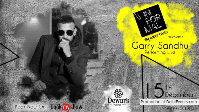 Garry Sandhu Informal Creative