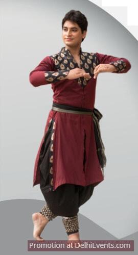 Kathak Dancer PradeepKumar Pathak