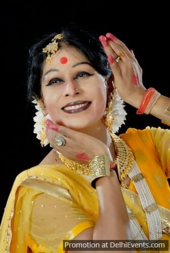 Kathak Dancer Shovana Narayan