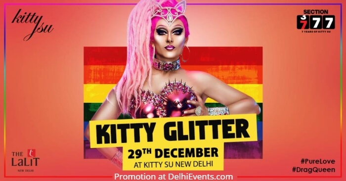 Kitty Glitter Kitty Su Creative