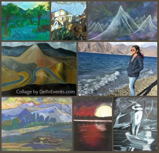 Paintings Komal Surana