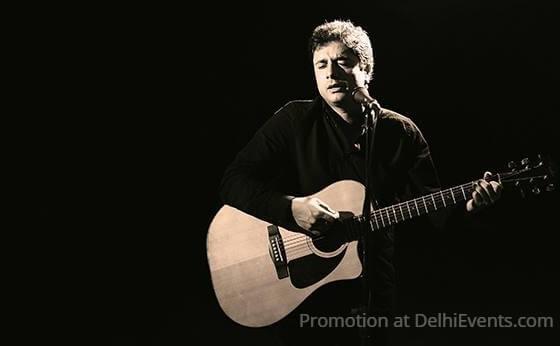 Musician Vinayak Gupta