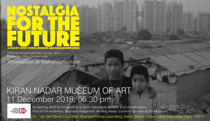 Nostalgia Future Avijit Mukul Kishore Rohan Shivkumar KNMA Creative