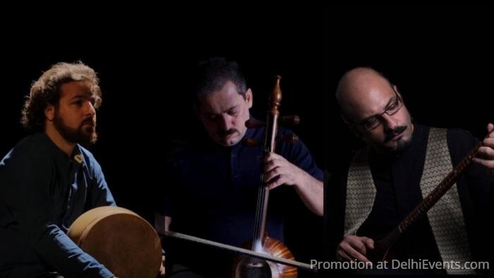 Persian Classical Music Musicians