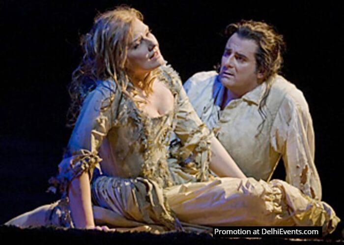Puccini Manon Lescaut Opera Still