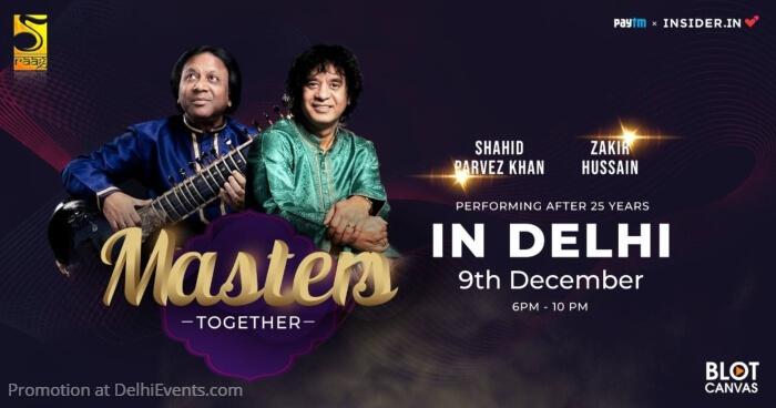 Raag Mantra Meet Maestros Qutub Minar Creative