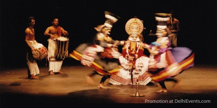 King Lear Kathakali Annette Leday Keli Cie Still
