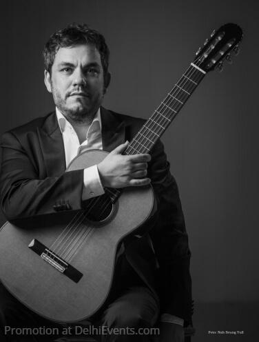 Spanish Guitarist Javier Somoza