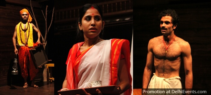 Cineaste Tribute Narayan Manto Tagore Hindi Play Stills