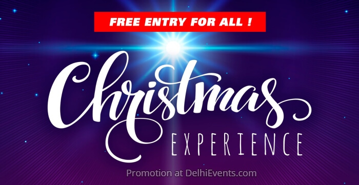 Christmas Experience DBF Gurgaon Church Creative