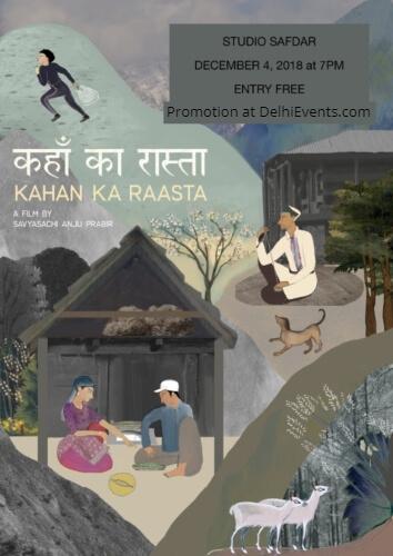 Kahaan Ka Raasta Savyasachi Anju Prabir Film Creative