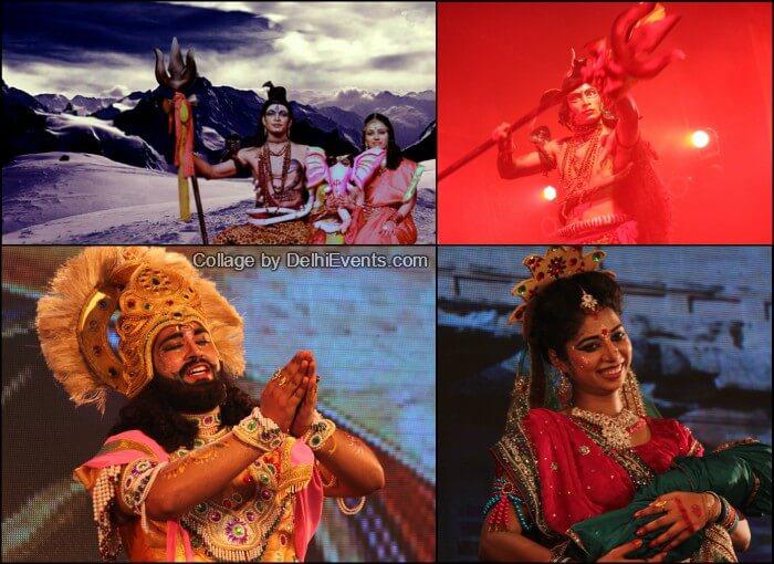 Rajeev Raj Gupta Gauri-Putra Ganesh Hindi Play Stills