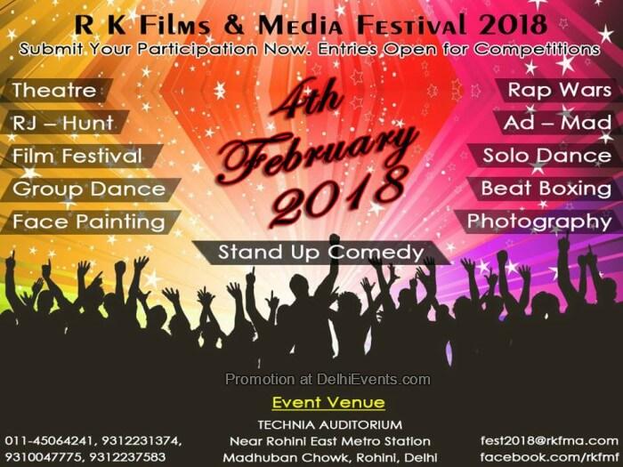 RK Films Media Festival Technia Institute Creative
