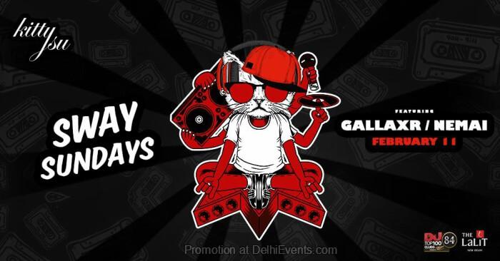 Sway Sundays GallaxR Nemai Kitty Su Creative