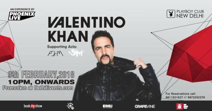 Valentino Khan Playboy Club Creative