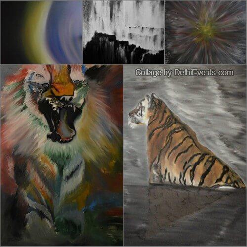 Paintings Divyaman Singh