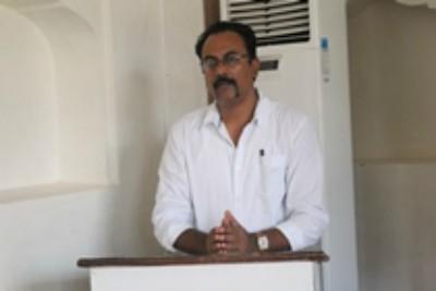 Dr. Bhuvan Vikrama