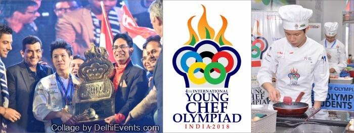International Young Chef Olympiad YCO Photos