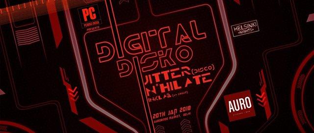 PCMag Live 3.0 Digital Disko feat Jitter N*hilate aAuro Kitchen Bar Creative