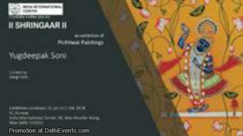 Shringar Paintings Nathdwara Style IIC Creative
