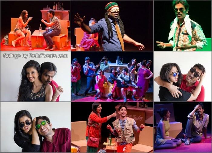 Talli Tuesday Hinglish Comedy Play Stills