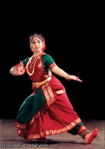 Dancer Jayalakshmi Eshwar