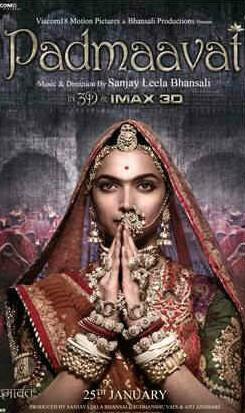 Padmaavat Movie Poster