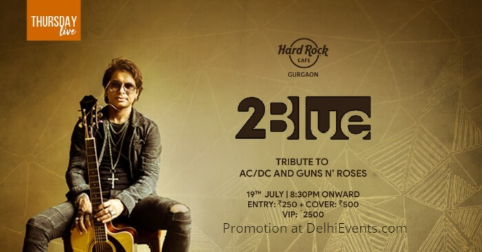 Hard Rock Cafe Events Delhi