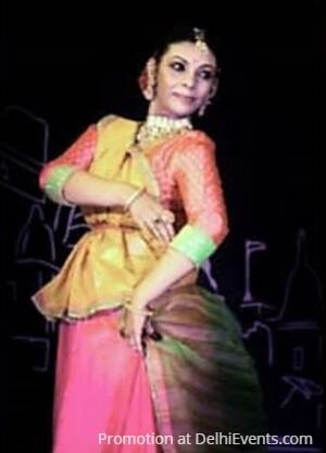 Kathak Dancer Neelakshi Rai