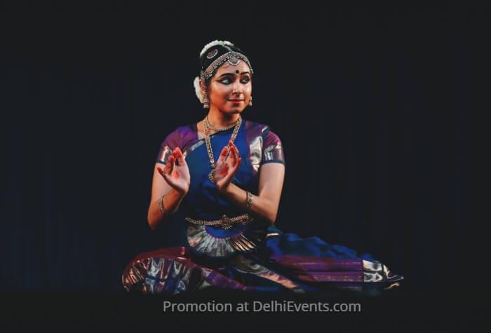 Bharatanatyam Dancer Preethi Ramaprasad