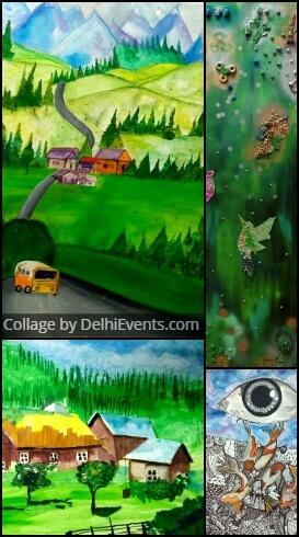 Paintings Divisha Mehta