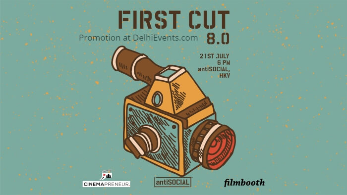First Cut 8 Filmbooth AntiSocial Creative
