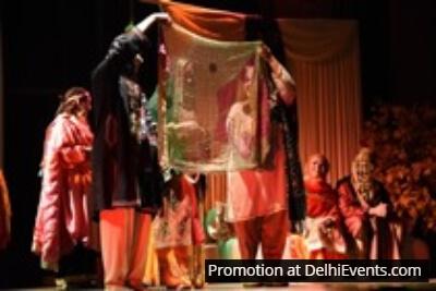Living Room Theatre Society Mat Todo Yeh Vadi Hindi Play Still