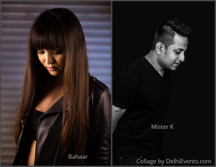 Musicians Bahaar Mister K