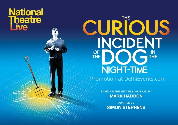 NTLive Broadcast Curious Incident Dog Night Time English Play Creative