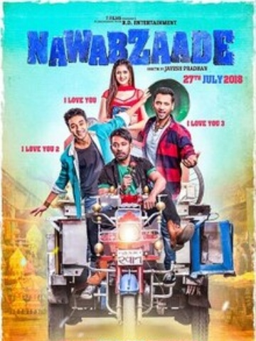 Nawabzaade Movie Poster