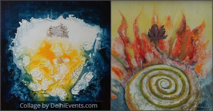 Paintings Ritu Chopra