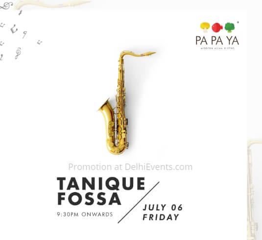 Tanique Fossalive Pa Pa Ya Creative