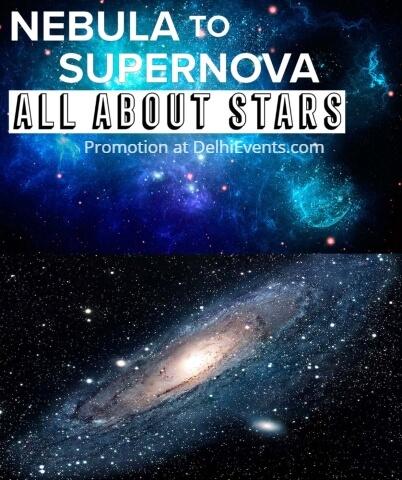 Hands On Nebula Supernova Stars Kids Workshop Creative