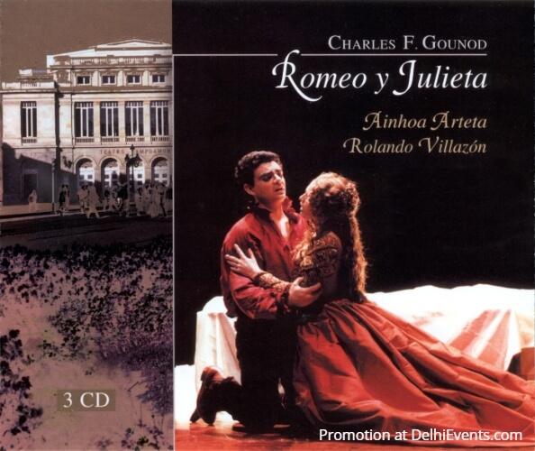 Charles Gounod Roméo et Juliette Creative
