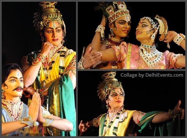 Krishna annual dance drama life Lord Krishna Stills
