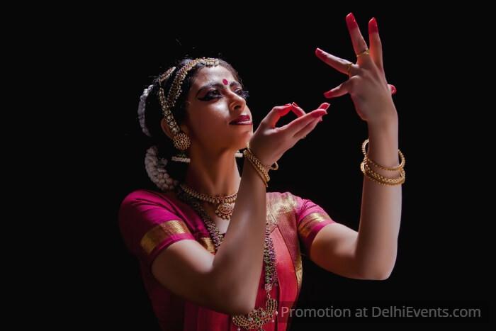Bharatanatyam Dancer Apoorva Jayaraman